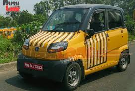 new car release in indiaBajaj RE60 launch awaits ARAI clearance