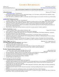 library technician istant job description  advertisements  Resume Example   Resume CV Cover Letter