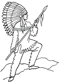 Idea Indian Coloring Pages Printables Or Coloring Pages Coloring