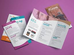 Pamphlet And Brochure Fusion Brochure Pamphlets By Amanda Walla On Dribbble