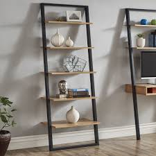 Ranell Leaning Desk Ladder Shelves by iNSPIRE Q Modern - Free Shipping  Today - Overstock.com - 22829302