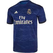 2019 20 Adidas Real Madrid Away Jersey