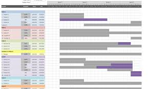 Sprint Gantt Chart Solved I Created This Gantt Chart In Excel How Can I Dis