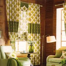 Lime Green Bedroom Curtains Brown And Green Curtains For Living Room