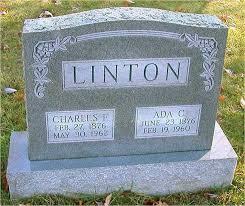 Ada Cora Gilbert Linton (1876-1960) - Find A Grave Memorial