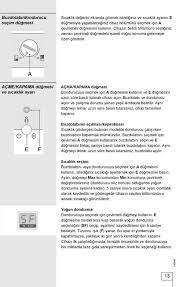 Profilo Buzdolabında Max Min Ne Demek | Arçelik Buzdolabı Fiyatları