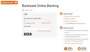 bankwest bank sign up