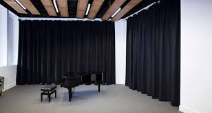 sound absorbing curtains ds at sound proof curtains