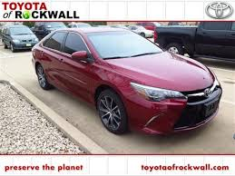 2015 toyota camry. certified 2015 toyota camry xse v6 sedan rockwall tx
