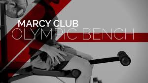 marcyclub olympic weight bench mkb 733