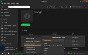 Spotify And Playlist Download Export Share Create Search