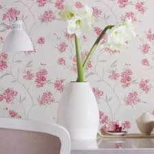 flower wallpaper for house. get quotations · home deco wallpaper eco-friendly pvc modern chinese style rustic small flower romantic r for house