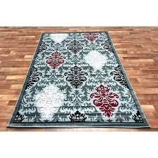 black grey white rug black and gray bathroom rugs red grey black rugs royal contemporary medallion