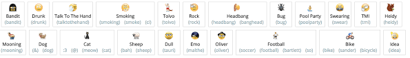 Dab Copy And Paste Copy And Paste Emoji Emotes Makes It Extremely Easy _