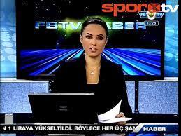 Fenerbahçe TV spikeri gözyaşlarını tutamadı! - Dailymotion Video