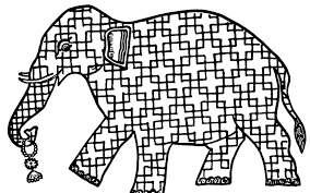 Adult Elephant Coloring Pages Get Coloring Pages