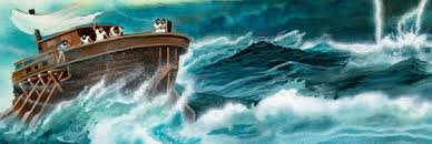 Image result for Jonah gets on a boat
