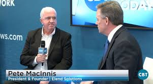 CEO Pete MacInnis and CBT News at NADA 2019: Digital Finance Tools -  Disconnects and Opportunities - eLEND Solutions