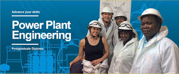 Postgraduate Diploma In Power Plant Engineering Courses Faculty Of