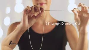 Roma Designer Jewelry Reviews Get 70 Off This Adjustable Sterling Silver Chain Roma Designer Jewelry