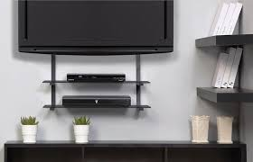image of tv wall mounts with shelf