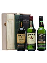 jameson trilogy gift set