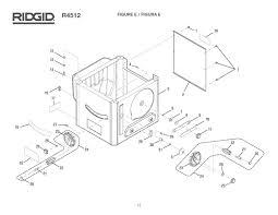 category wiring diagram 112 viewki me RIDGID Saw Stand at Ridgid R4510 Wiring Diagram
