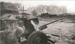 Image result for Russian 45mm M1942 anti-tank gun