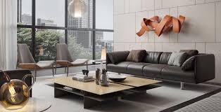 Alluring Modern Living Room Furniture Sets brushandpalette