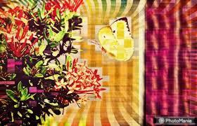 PhotoMania effect Sunburst-then Bricks – Virily