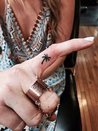 11 Fantastic Tree Tattoos Designs For Fingers