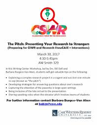 the pitch presenting your research to strangers the daily the flier