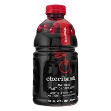 cheribundi tart cherry juice original