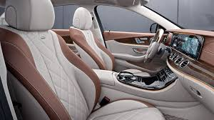The e 300 e wafts along in a way the bmw can't, yet it can feel disconnected from the road at times; E Class Sedan Design Passenger Cars Mercedes Benz Middle East