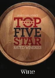 James Hallidays Top 5 Star Rated Wines By Hardie Grant