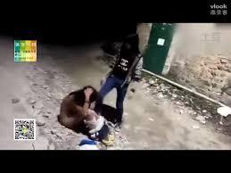Asian girl beaten stripped video
