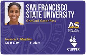 gator p id card