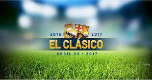 El Clasico 2017