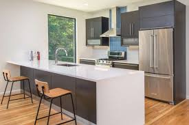 smart furniture design. The Kitchen, Which Opens Directly Into Dining Area, Is A Modern Beauty. Stainless Steel Appliances Coincide Wonderfully With Gloss White Countertops Smart Furniture Design L