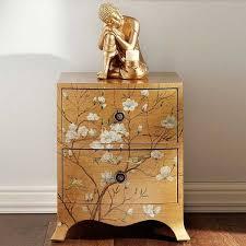 floral decoupage furniture. Dresser Shabby Chic Floral Decoupage Furniture