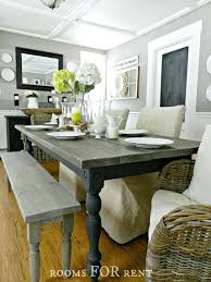 weathered grey dining table weathered grey how to build a farmhouse dining table tutorial on how weathered grey dining table