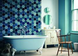 blue bathroom tile ideas: color ideas design ideas bathroom cool soft blue bathroom color ideas with white free standing bathtub as well as white wooden vanity in vintage bathroom decors hilarious bathroom color ideas cheerful paint decoration
