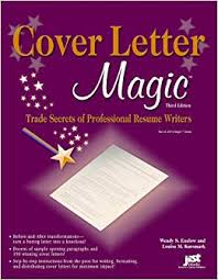 Cover Letter Magic Trade Secrets Of Professional Resume