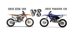 2018 ktm motocross bikes. unique bikes 2018 ktm 150 vs yamaha 125 with ktm motocross bikes