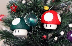 Super Mario Bros Power Star Christmas Tree TopperSuper Mario Christmas Tree