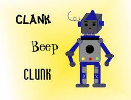 Cool Robots Postcards Zazzle Ca