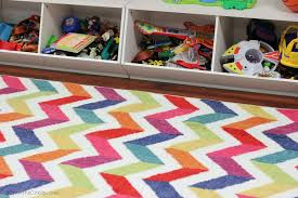 image of playroom rugs colorful