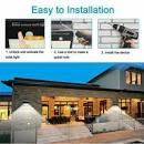 Free shipping <b>45 LED Separable Solar</b> Power Light PIR Sensor ...