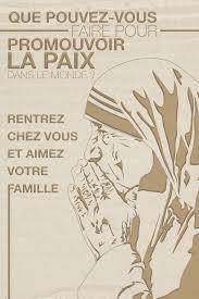 Tableau Ou Poster Mère Teresa Citation Changer Le Monde