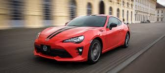 new toyota sports car release date2017 86 Sports Car  Track proven Street ready